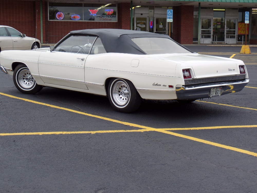 1969 ford galaxie 500 excellent laid back cruiser stock 9569cvjs for sale near mundelein il. Black Bedroom Furniture Sets. Home Design Ideas