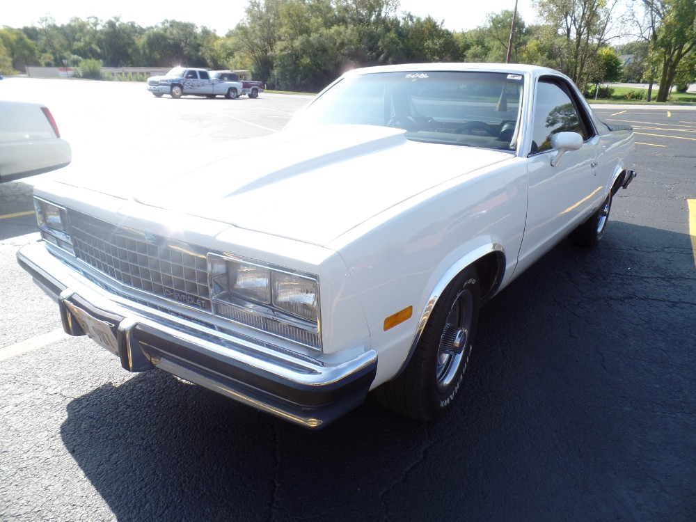 Used 1982 Chevrolet El Camino TURN KEY, RELIABLE DAILY DRIVER | Mundelein, IL