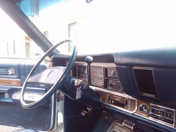 Used 1970 Buick Riviera Beautiful Blue Boat | Mundelein, IL