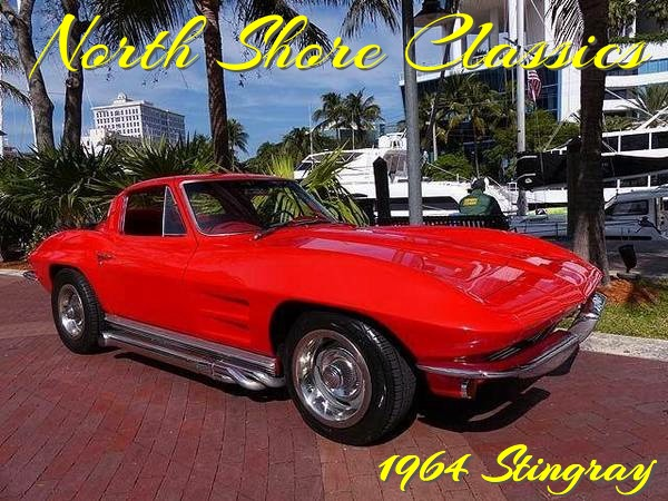 Used 1964 Chevrolet Corvette Stingray-Investment Quality-Top Shelf-See Video | Mundelein, IL