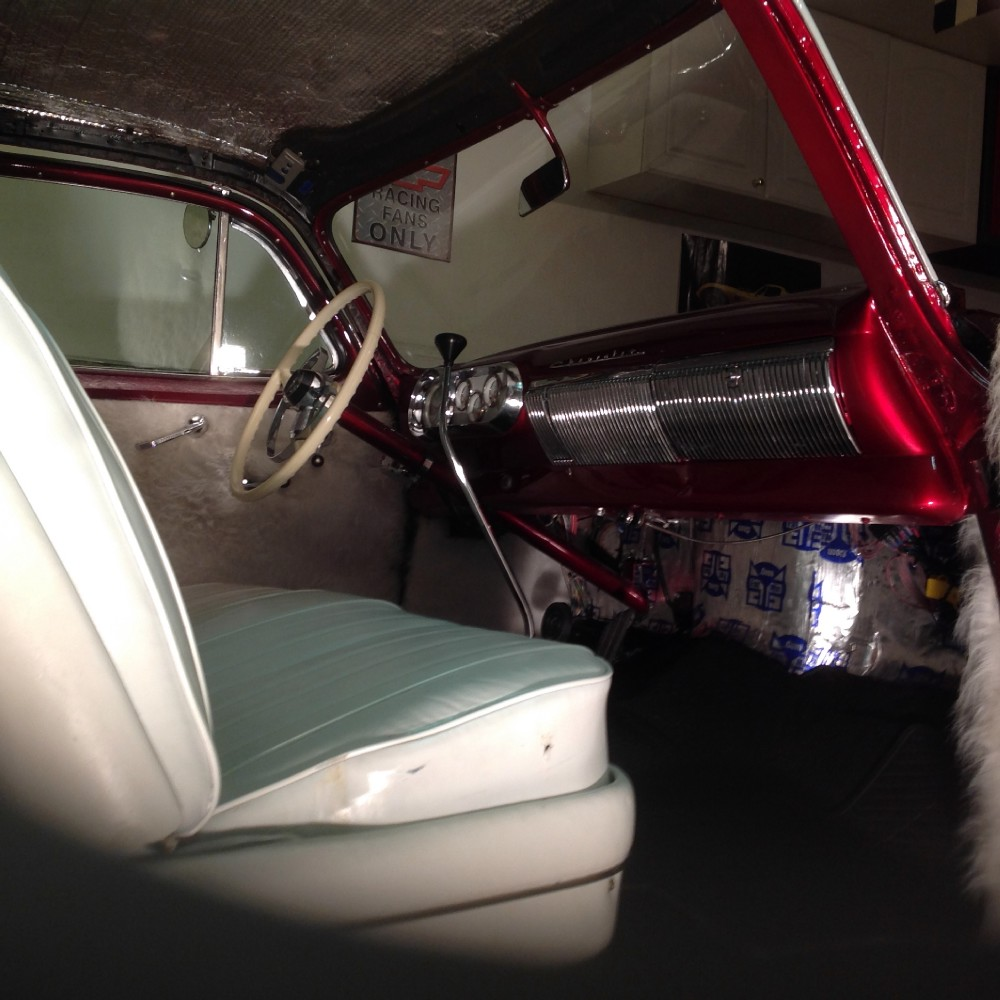 Used 1953 Chevrolet Kustom SINS OF STEEL | Mundelein, IL