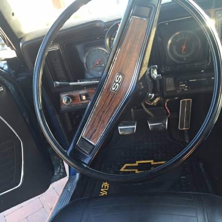 Used 1969 Chevrolet Camaro SS   Mundelein, IL