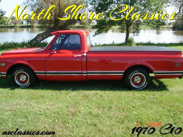 Used 1970 Chevrolet C10 Solid Vehicle | Mundelein, IL