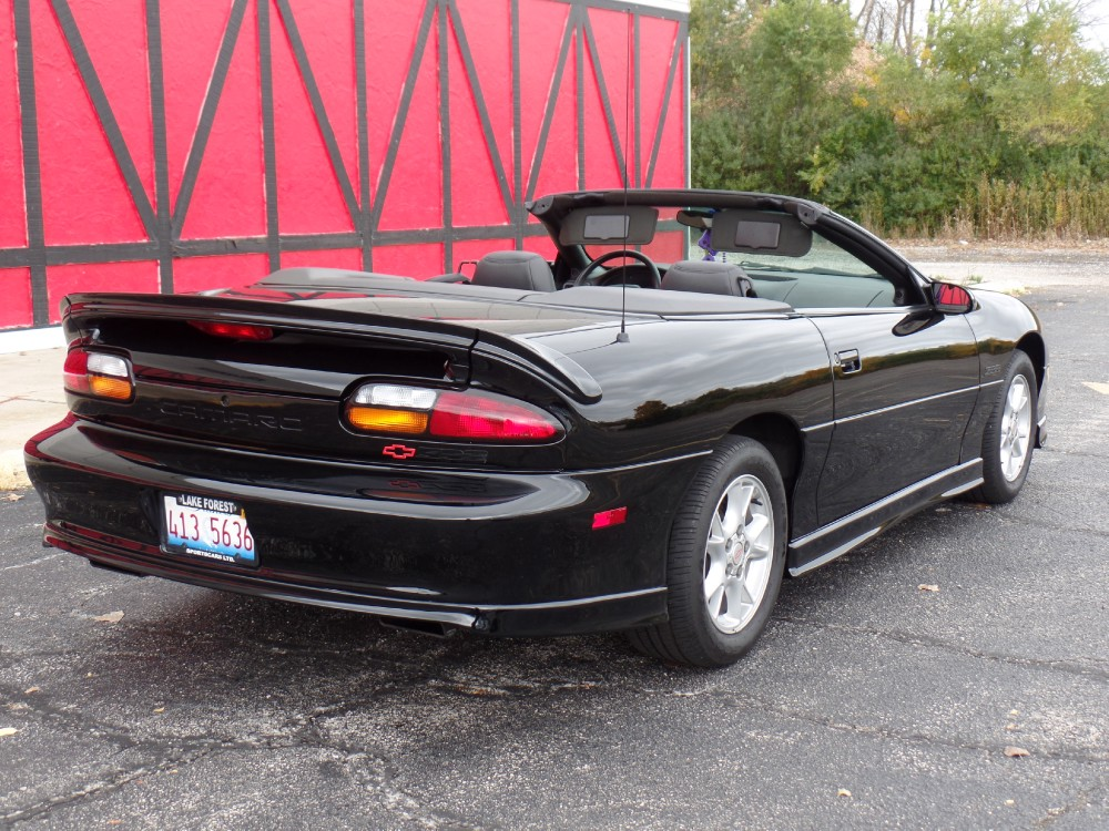 Used 2002 Chevrolet Camaro Z28 LS1- LOW MILES - MUST SEE | Mundelein, IL