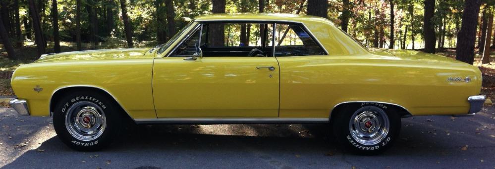 Used 1965 Chevrolet Chevelle Malibu SS-MOSTLY ORIGINAL AND RARE! | Mundelein, IL