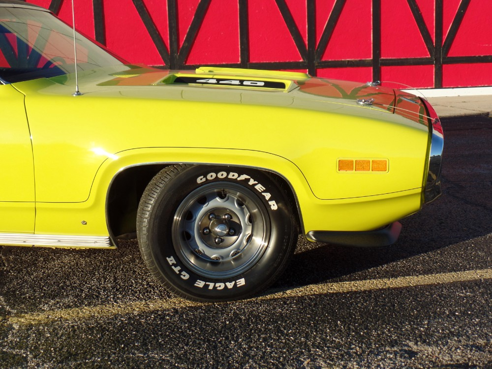 Used 1971 Plymouth GTX WHAT A MUSCLE CAR-VERY RARE & HIGHLY OPTIONED | Mundelein, IL