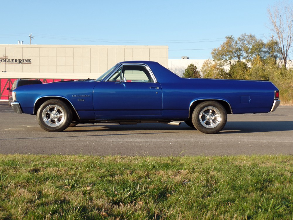Used 1972 Chevrolet El Camino SS-Tribute-Nice Condition-SEE VIDEO | Mundelein, IL