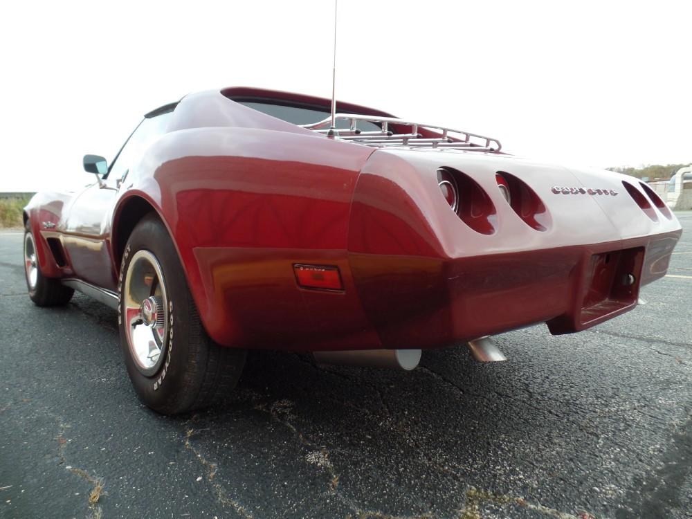 Used 1974 Chevrolet Corvette L82-RELIABLE SPLIT BUMPER VETTE-AC CAR | Mundelein, IL