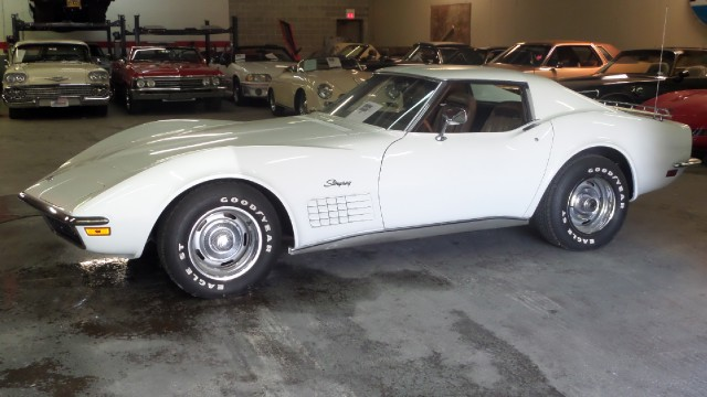 Used 1971 Chevrolet Corvette Low Miles Stingray-NEW LOWERED PRICE-SEE VIDEO | Mundelein, IL