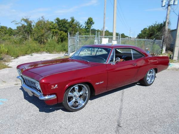 Used 1966 Chevrolet Impala True SS 427 4 Speed Pro Touring! | Mundelein, IL