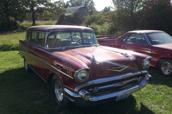 Used 1957 Chevrolet Bel Air Beautiful Ride. Very Classy-SEE VIDEO | Mundelein, IL