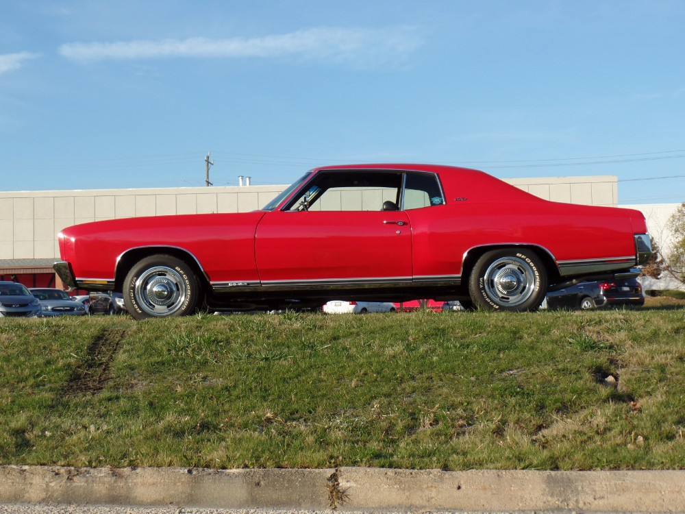Used 1970 Chevrolet Monte Carlo SS454-RESTORED SUPER SPORT WITH AC-SUPER CLEAN & SLICK-SEE VIDEO | Mundelein, IL
