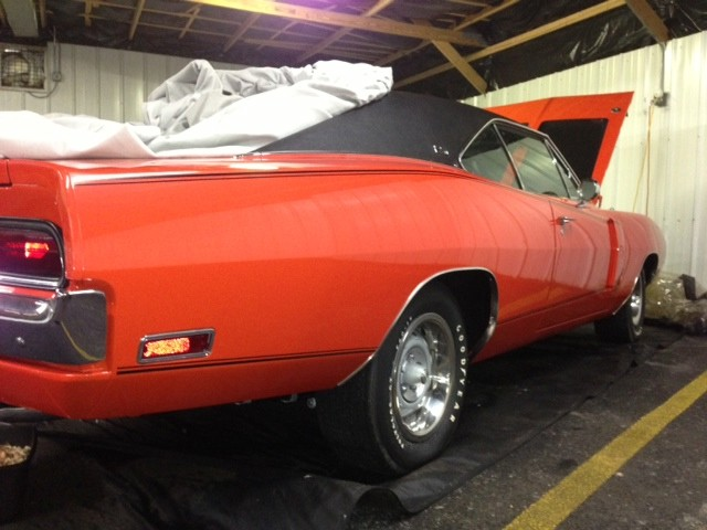 Used 1970 Dodge Charger HEMI RT/SE RESTORED-ONLY 11,000 MILES- 1 0F 9 BUILT | Mundelein, IL