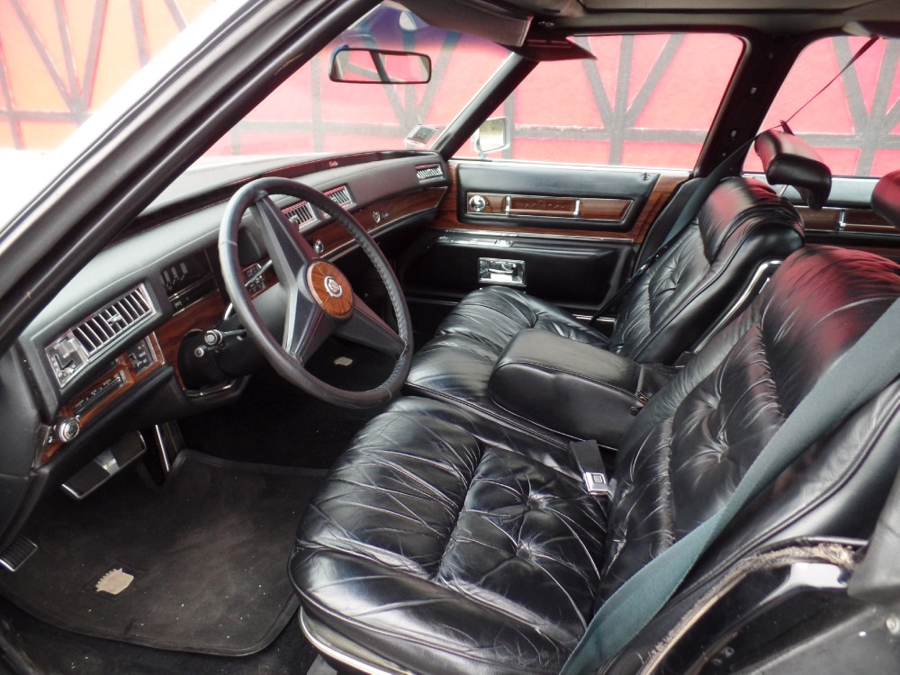 Used 1976 Cadillac Fleetwood Brougham-39,362 ORIGINAL MILES-SEE VIDEO   Mundelein, IL