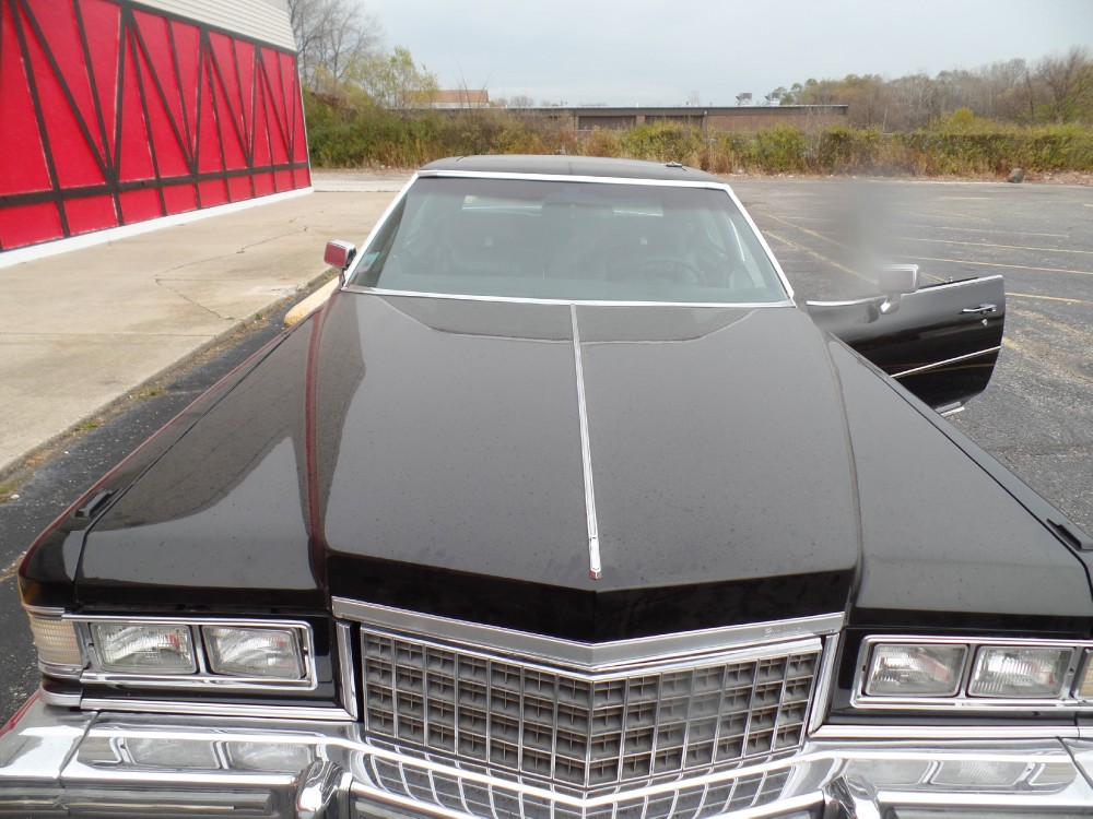 Used 1976 Cadillac Fleetwood Brougham-39,362 ORIGINAL MILES-SEE VIDEO | Mundelein, IL
