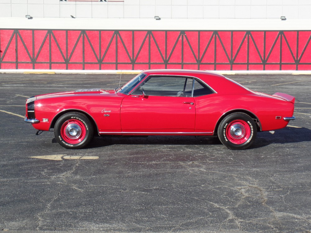 Used 1968 Chevrolet Camaro SS-SUPER CLEAN-J2 CODE-FROM GEORGIA-SEE VIDEO | Mundelein, IL