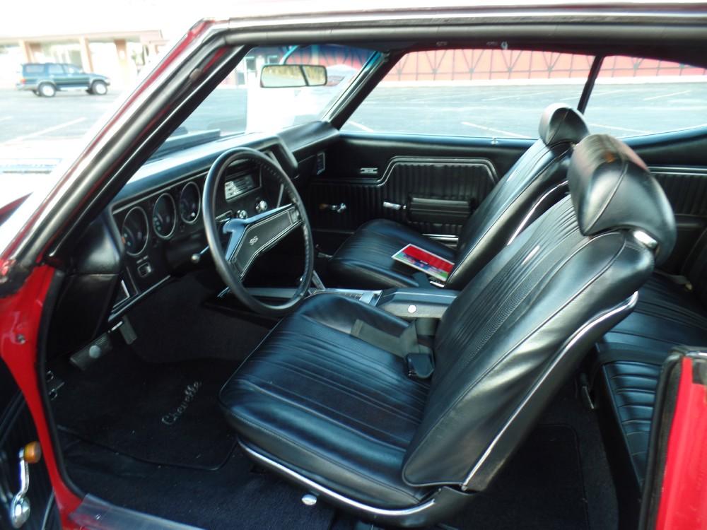 Used 1970 Chevrolet Chevelle XTREME TRUE SS396-OVER 600HP-BUILD SHEET-FRAME OFF RESTORED-TROPHIE WINNER | Mundelein, IL