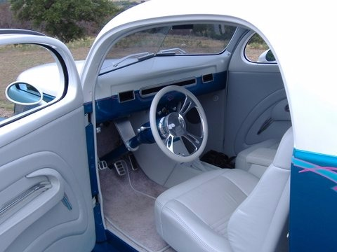Used 1937 Ford 3 Window Coupe Finest '37 Around!-NEW LOW PRICE | Mundelein, IL