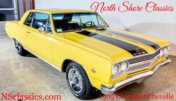 Used 1965 Chevrolet Chevelle CLEAN SS TRIBUTE | Mundelein, IL