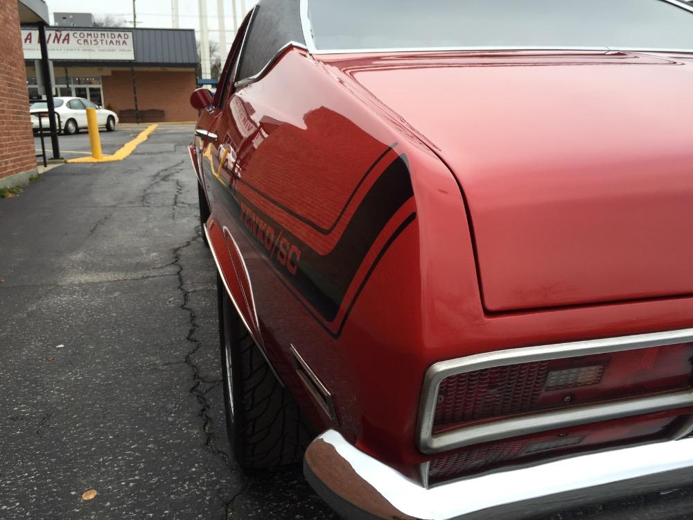 Used 1971 Chevrolet Nova NICE BIG BLOCK YENKO TRIBUTE-FLORIDA AC CAR   Mundelein, IL