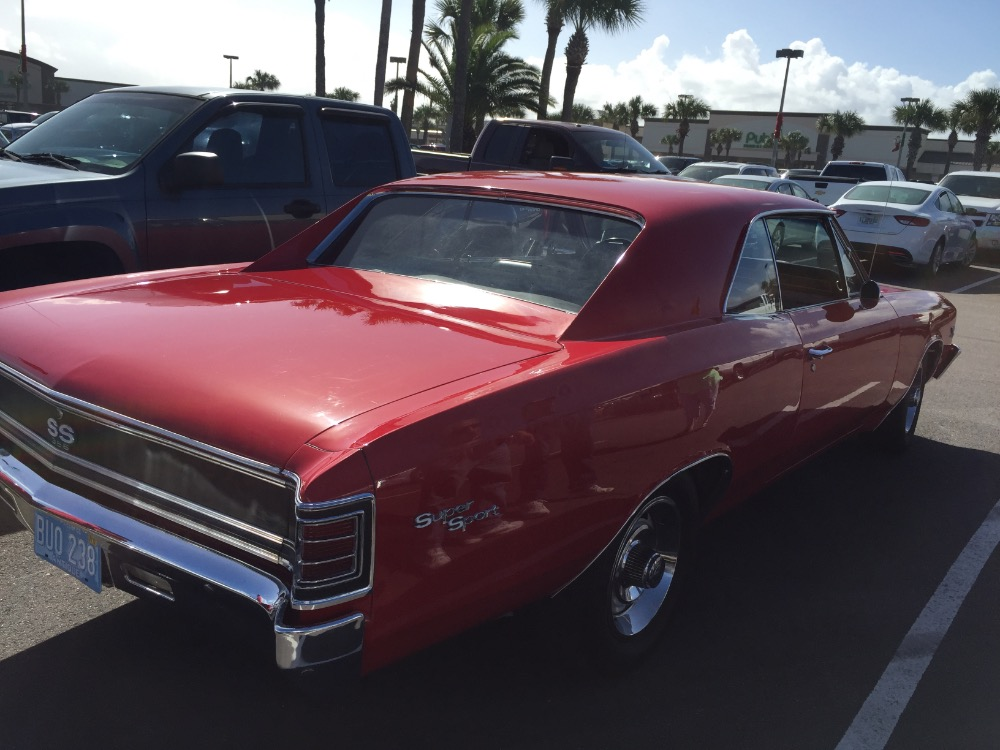 Used 1967 Chevrolet Chevelle SUPER SPORT TRIBUTE-BIG BLOCK 454-FROM FLORIDA | Mundelein, IL