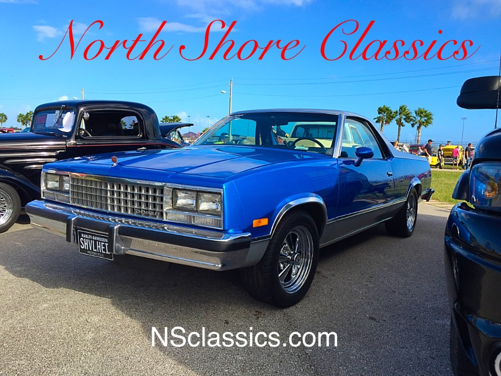 Used 1985 Chevrolet El Camino NEWER PAINT-FROM FLORIDA-WORKING AC- | Mundelein, IL