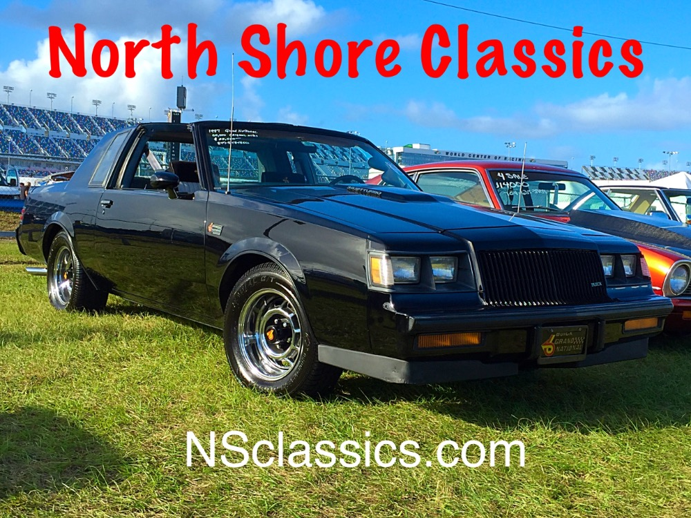 Used 1987 Buick Grand National SUPER CLEAN-FLORIDA GN | Mundelein, IL