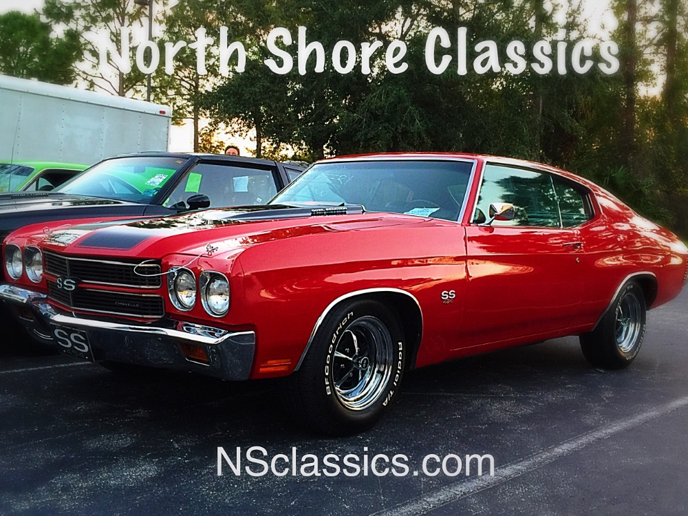 Used 1970 Chevrolet Chevelle Super Sport Tribute FRAME ON RESTORED BIG BLOCK 454- From Florida | Mundelein, IL