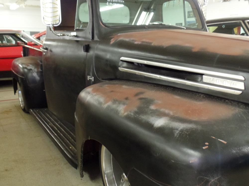 1949 Ford F100 New Build Pro Touring Hot Rod Patina With