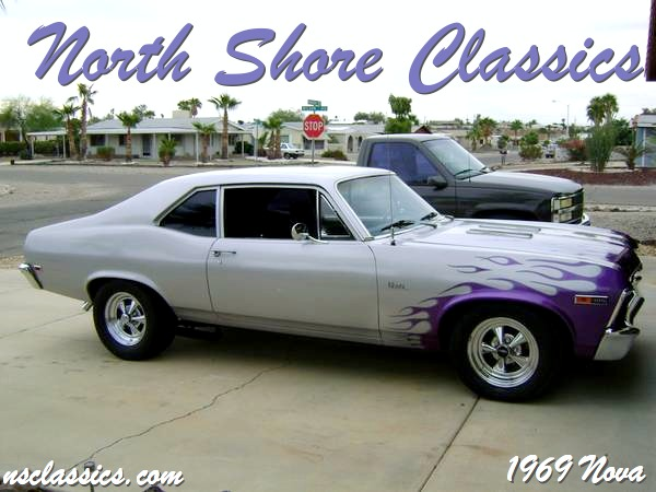 Used 1969 Chevrolet Nova QUALITY HIGH PERFORMANCE RESTORED NOVA-SEE VIDEO | Mundelein, IL