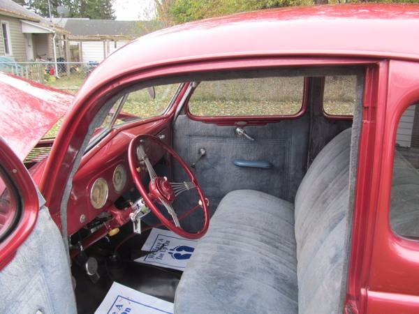 Used 1937 Ford 5 Window Coupe Amazing condition! | Mundelein, IL