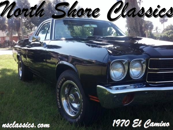 Used 1970 Chevrolet El Camino Beautiful Ride. | Mundelein, IL