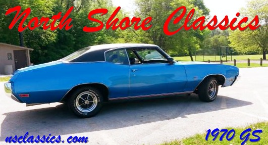 Used 1970 Buick GS NOT YOUR FATHERS BUICK! | Mundelein, IL