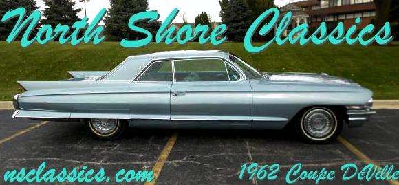 Used 1962 Cadillac Coupe DeVille SUPER SOLID VERY ORIGINAL! | Mundelein, IL