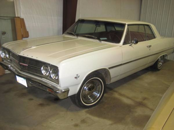 Used 1965 Chevrolet Chevelle Malibu-Solid Vehicle-CLEAN DRIVER QUALITY | Mundelein, IL