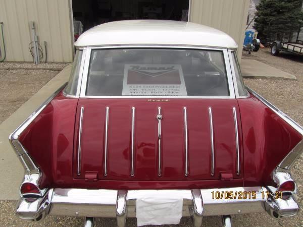 Used 1957 Chevrolet Nomad RUST FREE!   Mundelein, IL