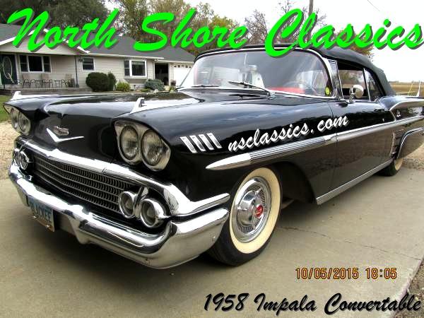 Used 1958 Chevrolet Impala NUMBERS MATCHING! | Mundelein, IL
