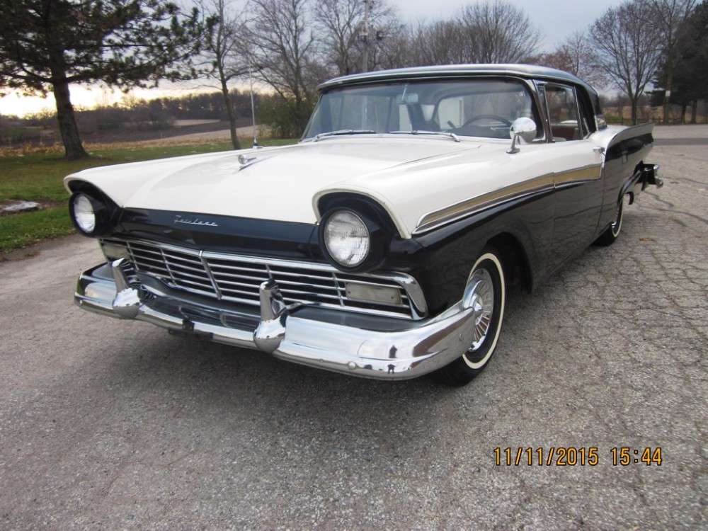 1957 Ford Skyliner ONE OWNER-FULL DOCUMENTED FROM DAY 1-ALL ORIGINAL ...
