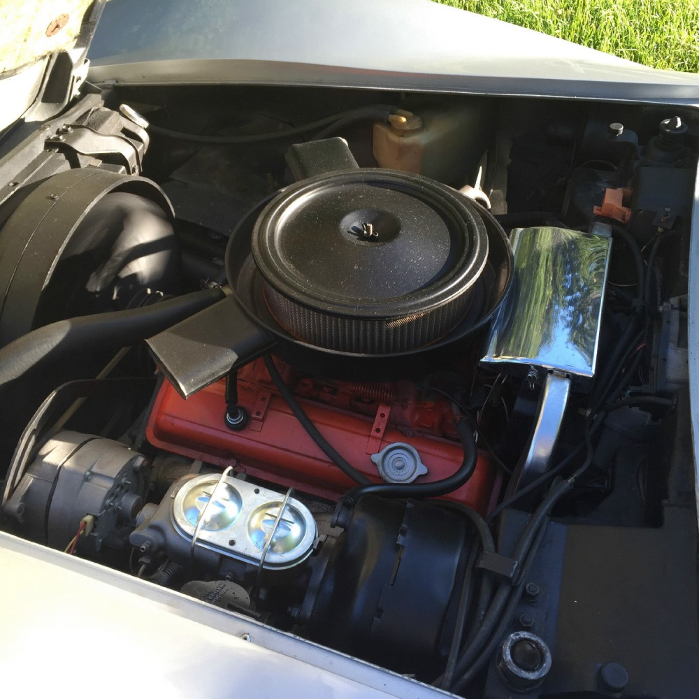 Used 1975 Chevrolet Corvette RARE-LAST YEAR C3 CORVETTE CONVERTIBLE BUILT UNTIL 1986 | Mundelein, IL