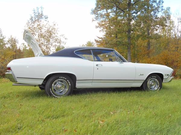 Used 1968 Chevrolet Chevelle Concours VERY RARE CAR | Mundelein, IL
