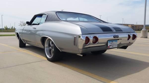 Used 1972 Chevrolet Chevelle SHARP LS1 PRO TOURING | Mundelein, IL