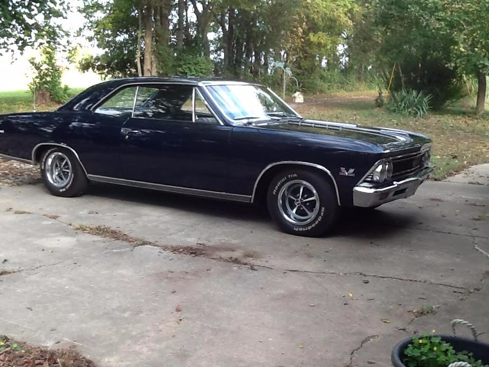 Used 1966 Chevrolet Chevelle SS396 Big Block | Mundelein, IL