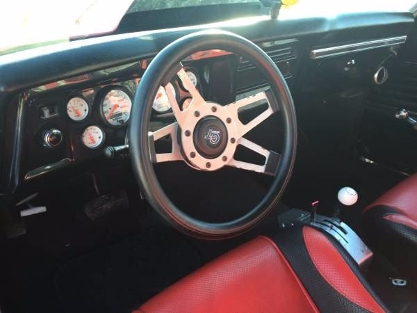 Used 1969 Chevrolet Chevelle REAL L-CODE SS PRO STREET   Mundelein, IL