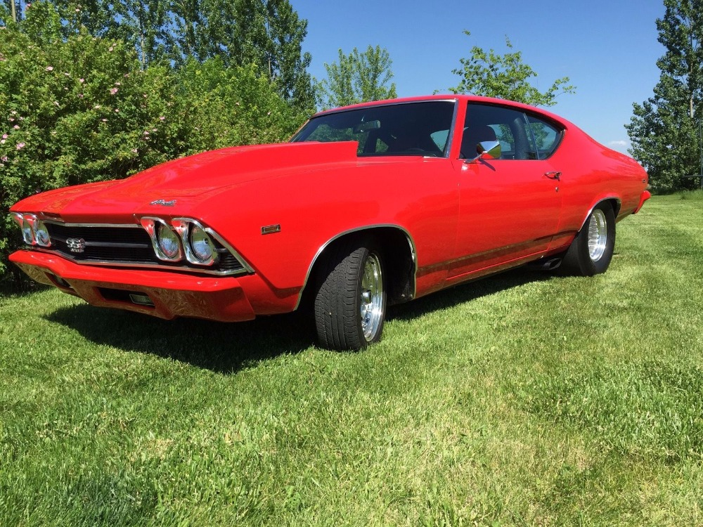 Used 1969 Chevrolet Chevelle REAL L-CODE SS PRO STREET | Mundelein, IL