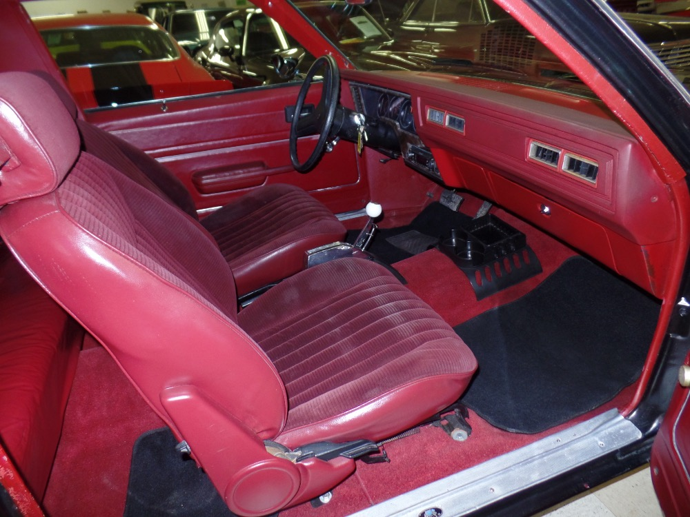 Used 1977 Chevrolet Nova REAL NICE SLICK BLACK PAINT JOB-ONLY 41K MILES-NUMBERS MATCHING WITH AC | Mundelein, IL