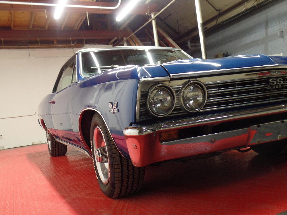 Used 1967 Chevrolet Chevelle SS 396 BIG BLOCK ENGINE-SS APPEARANCE PACKAGE-SEE VIDEO   Mundelein, IL