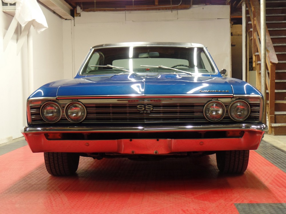 Used 1967 Chevrolet Chevelle SS 396 BIG BLOCK ENGINE-SS APPEARANCE PACKAGE-SEE VIDEO | Mundelein, IL