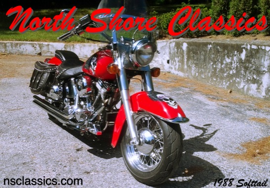 1988 Harley Davidson Flstc Softtail Stock 888dl For Sale