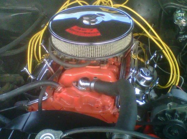 Used 1967 Chevrolet Impala Original Interior | Mundelein, IL