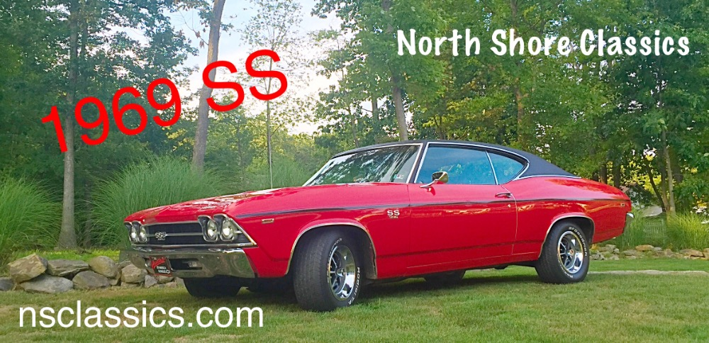Used 1969 Chevrolet Chevelle Real SS396- Made in Canada | Mundelein, IL